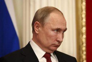 Владимир Путин врал.