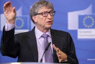 Основатель Microsoft Билл Гейтс.