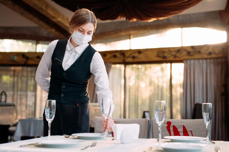 Работа ресторанов в период карантина