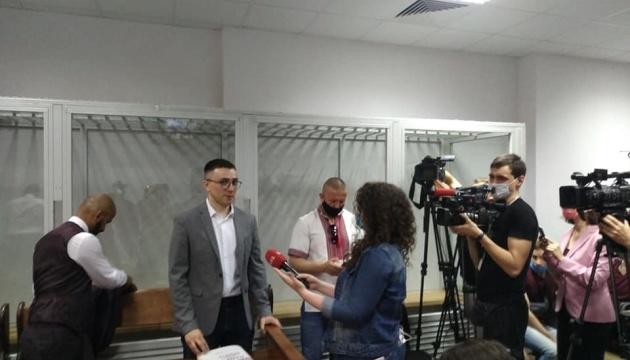 Защита Стерненка будет ходатайствовать об исправлении описки о месте отбывания домашнего ареста