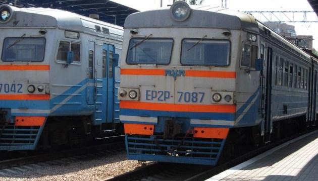 Укрзализныця возобновляет движение еще 50 электричек