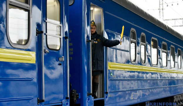 В Украине возобновили железнодорожное пассажирское сообщение