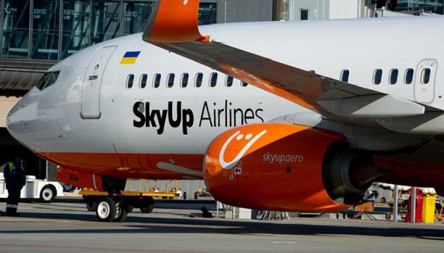 """SkyUp будет судиться с """"1+1"""" из-за недостоверной информации о рейсах"""