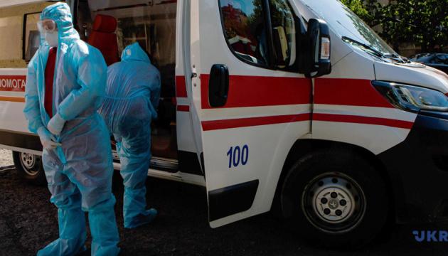 В Украине за сутки - 921 случай коронавируса