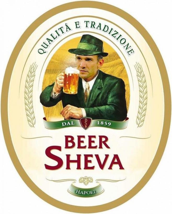 В Канаде выпустили пиво под именем Андрея Шевченко (фото)