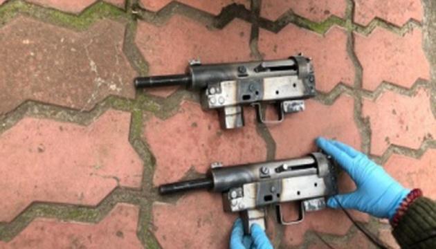 СБУ в этом году изъяла 200 единиц огнестрельного оружия и почти 160 кг взрывчатки