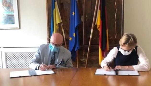Германия дает Украине €25,5 миллиона на жилье для переселенцев