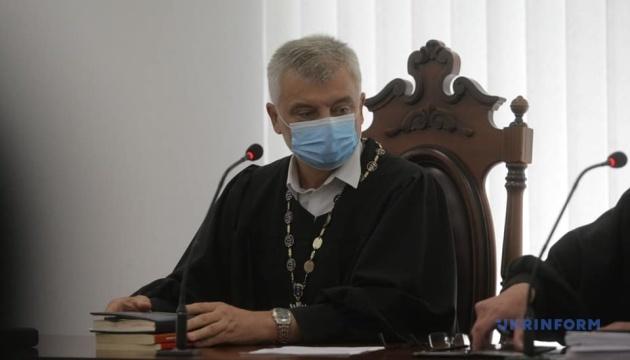 Суд отказал защите Стерненка в отводе прокурора