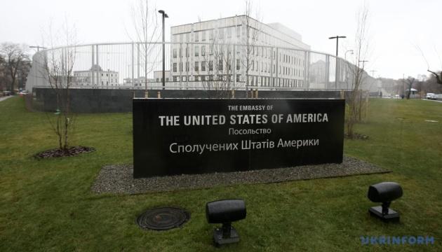 """""""Спасибо за ваше мужество"""": посольство США поздравило украинских медиков"""