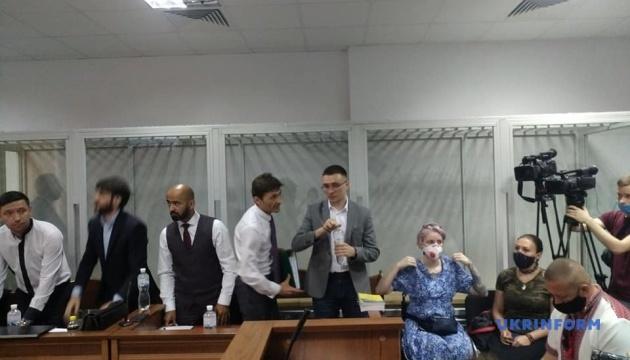 Суд по делу Стерненка допросил хирурга как свидетеля защиты