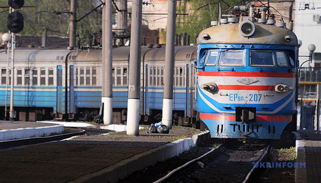 Укрзализныця открыла продажу билетов еще на один поезд