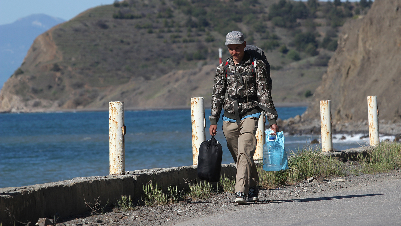 Вода в Крым
