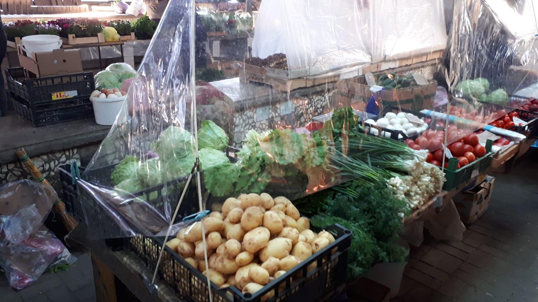 Овощные рынки