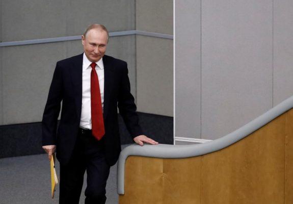 Путин будет у власти до смерти.