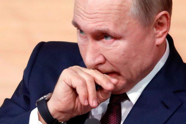 Путин задумался о преемнике.
