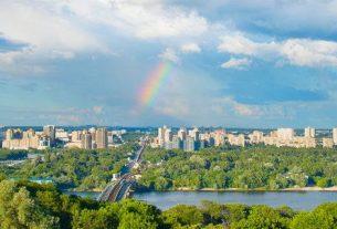 Какой будет погода в Киеве.