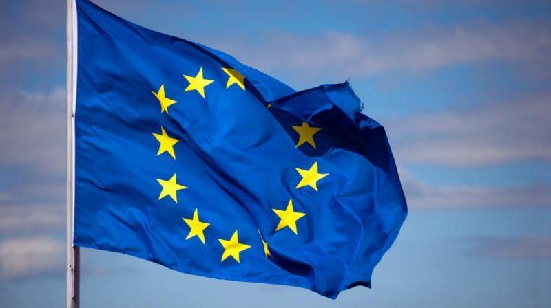 Флаг Европейского союза