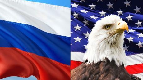 Конфликт между США и РФ.