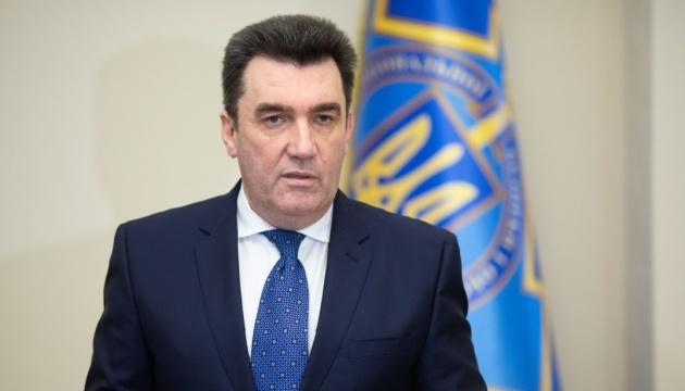 В Украине продолжается мощная российская информационная агрессия – Данилов
