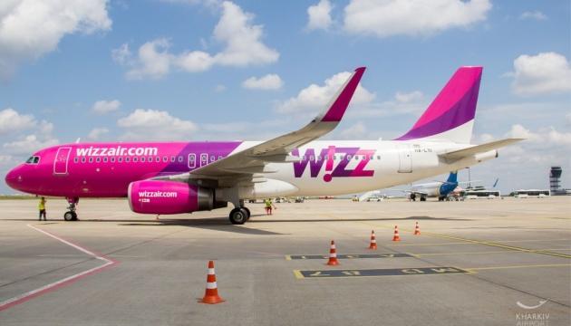 Wizz Air открыла вторую базу в Украине