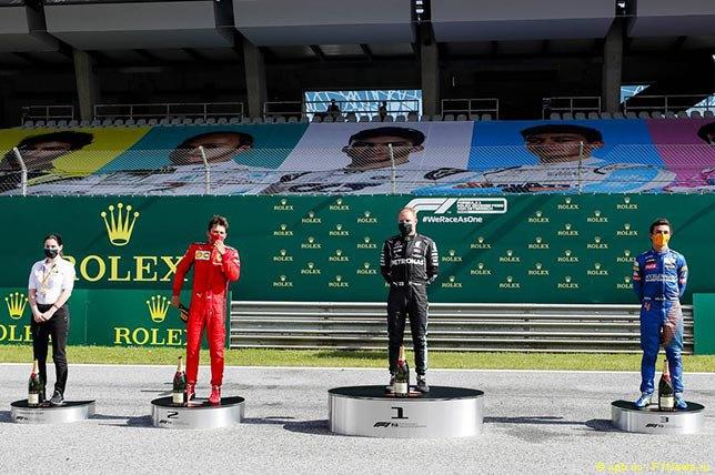 Формула-1 стартувала: Боттас виграв першу гонку сезону