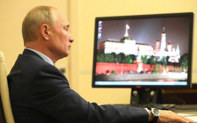 ЦИК РФ благословил Путина на вечное правление.