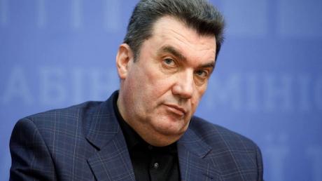 Секретарь СНБО Украины Алексей Данилов.