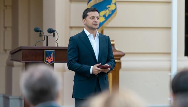 Президент наградил двадцать спасателей за мужество