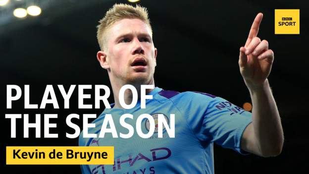 Футболісти Англійської прем'єр-ліги визначили кращого серед них гравця в сезоні-2019/20