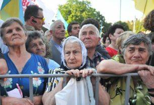Украинцам повысят пенсии.
