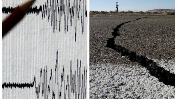 В Украине возможны мощные землетрясения.