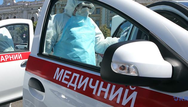 В Украине за сутки зарегистрировали 848 случаев коронавируса