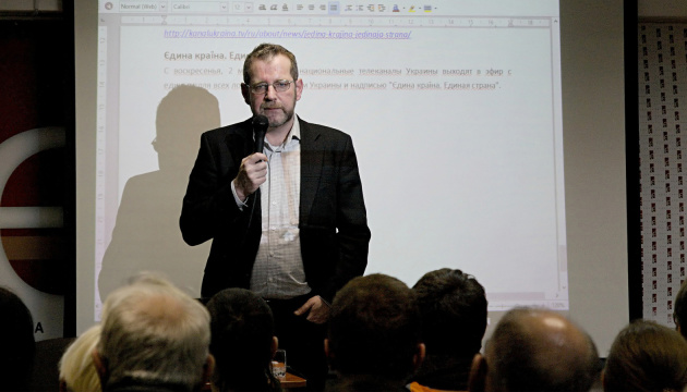 Сравнивать языковую ситуацию в Швейцарии и Украине неуместно – австрийский профессор