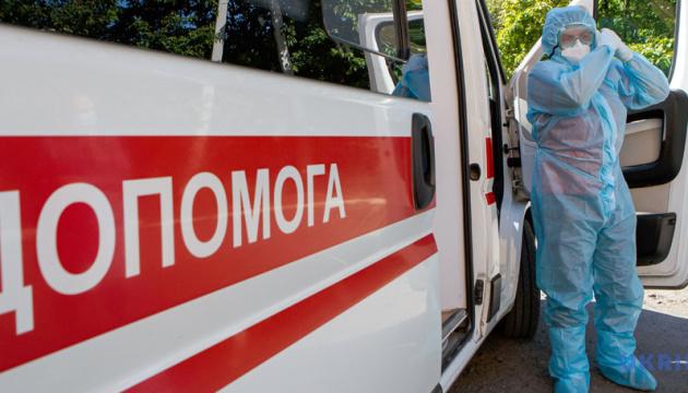 В Украине за сутки коронавирус обнаружили у 26 детей и 96 медиков