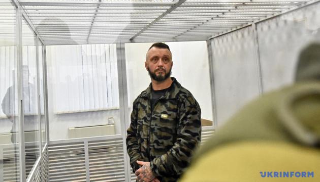 В понедельник суд возьмется за апелляцию Антоненко