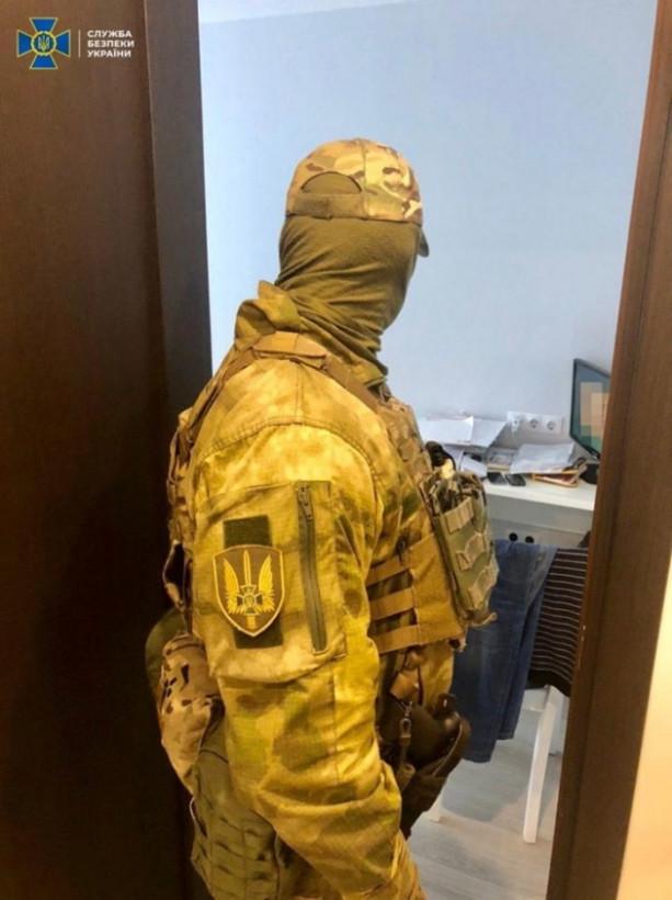 СБУ разоблачила схему поставки военной продукции и технологий в Россию