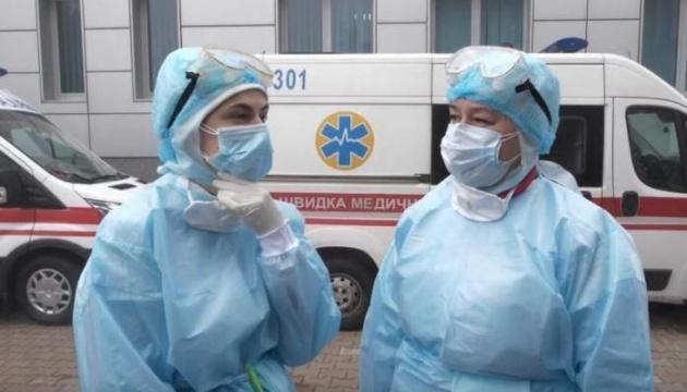 В Украине коронавирусом заразились 8337 медиков