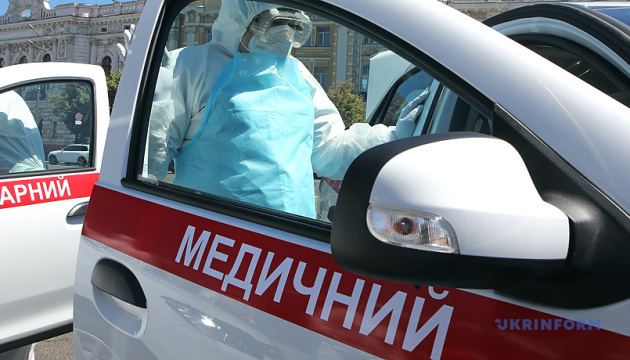 В Украине за сутки зарегистрировали 819 случаев COVID-19