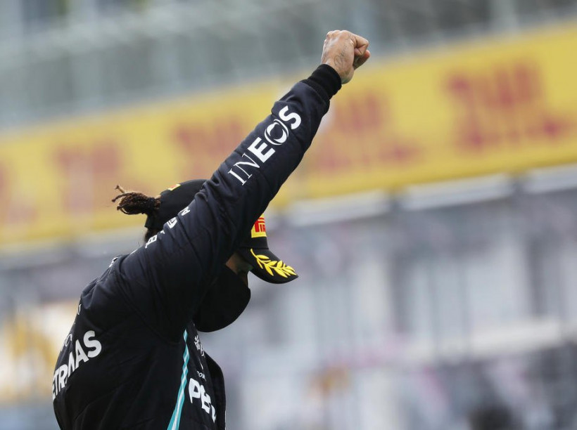 Гамільтон встановив дивовижний рекорд в Формулі-1