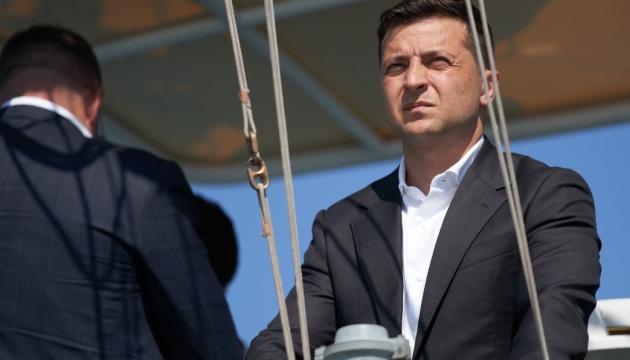 Украина вернет все свои территории - Зеленский