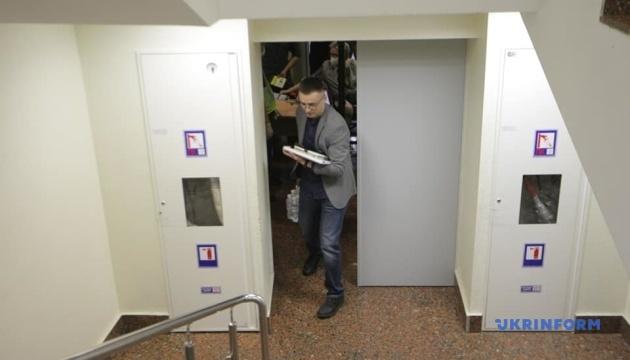 Суд оставил без изменений меру пресечения Стерненко