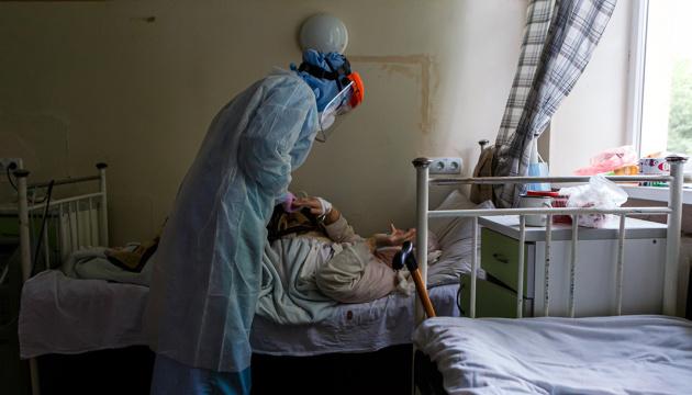 ВОЗ поможет Украине с подготовкой медсистемы к более сильным нагрузкам