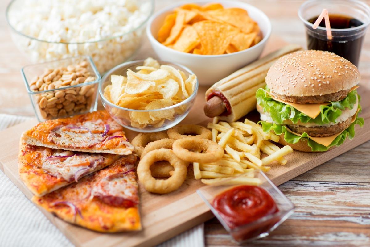 Продукты богатые на холестерин