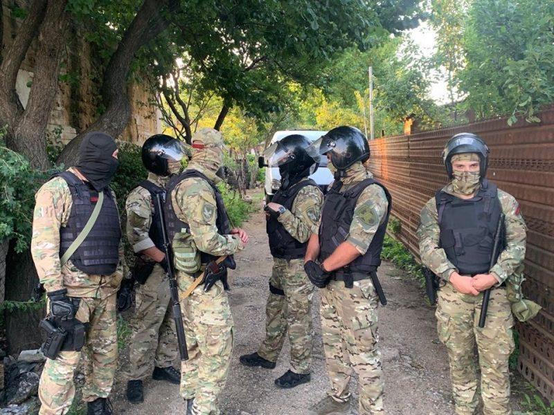 российские силовики