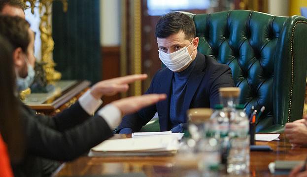 Украина на грани второй волны коронавируса - Президент
