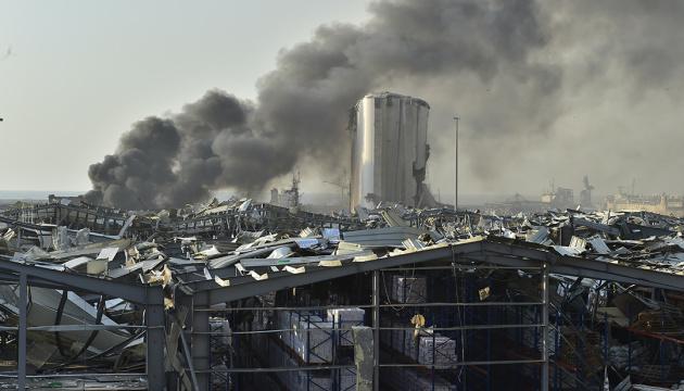 Граждан Украины не было на борту судов, прибывших в Бейрут из украинских портов - МИД