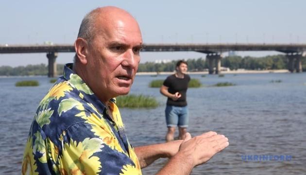 Госэкоинспекция инициирует обновление программы спасения реки Днепр