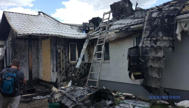 Поджог дома: Шабунин получил статус потерпевшего