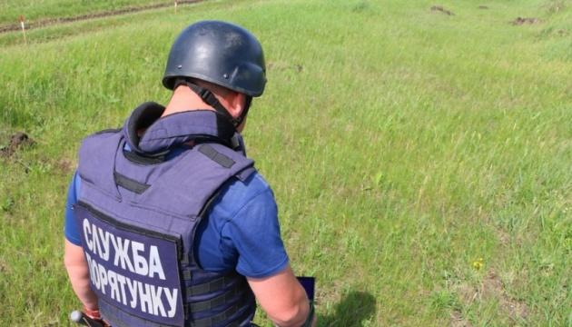 Пиротехники ГСЧС в этом году обезвредили более 42 тысяч боеприпасов