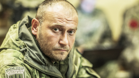 Командующий УДА Дмитрий Ярош.